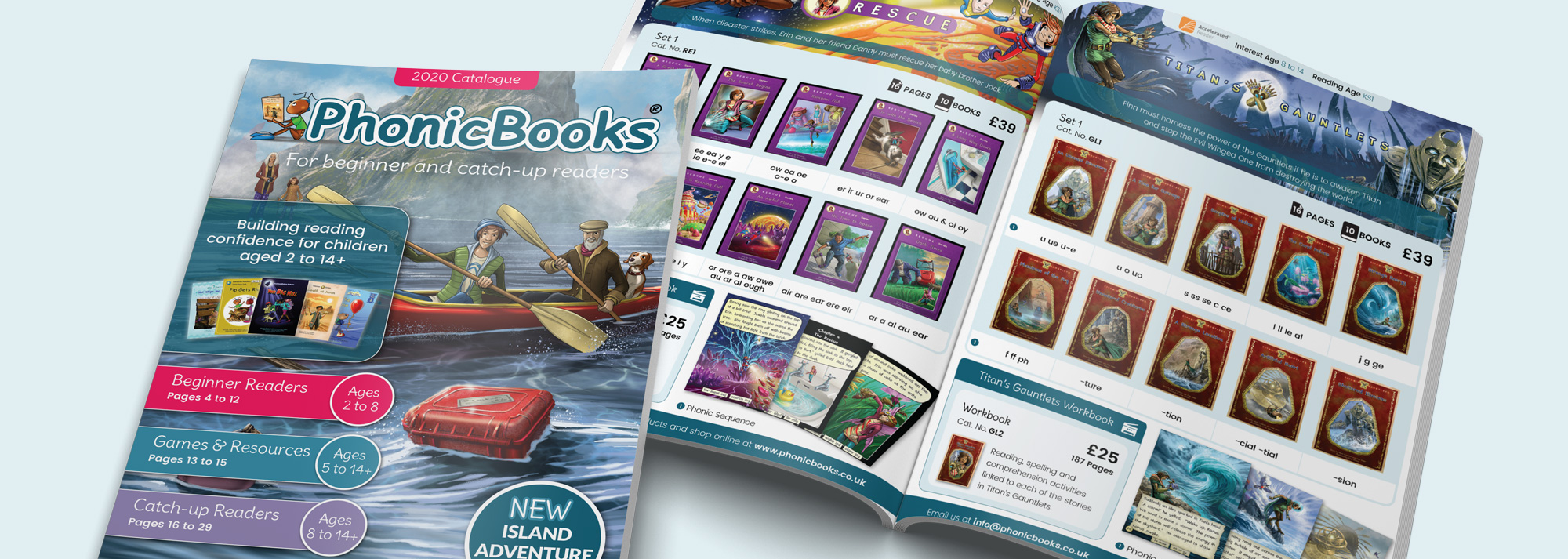 Phonic Books Catalogue