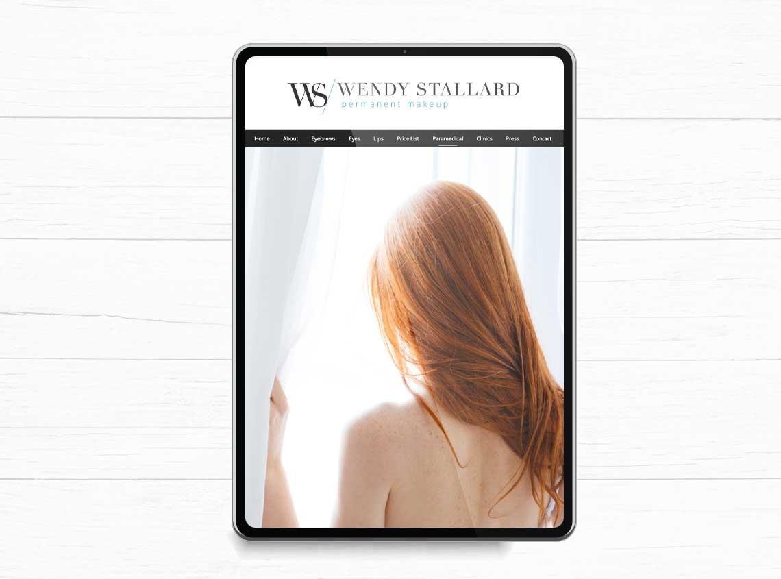 Wendy Stallard Website