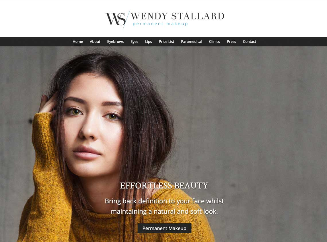 Wendy Stallard Website